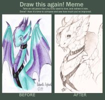 Before, After.. by S-Dragoness