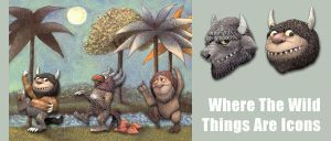 Where The Wild Things Are ICON by snuff75x