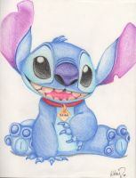 The Cute and Lovable Stitch! by GottAshley