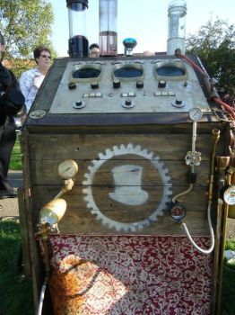 part of the machinerie by SteamPunk-Creator