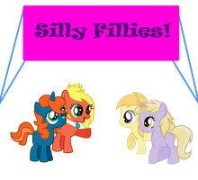Coming Soon-Silly Fillies by MLP-Element