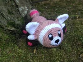 Pokemon: Stufful Amigurumi by TallGrassArt