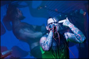 Combichrist 01 by art-in-black