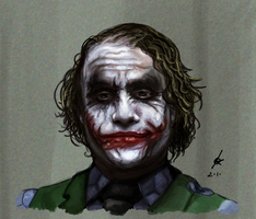 The Joker II by kaio89