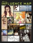 My influence map by Swebliss