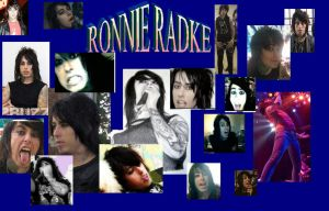 Ronnie Radke by COOLkitten911CALL