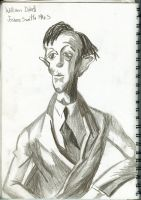 Drawing Dobell by puckatdeviantart
