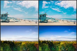 Blue Enhance For Landscapes - Free Preset 007 by nuugraphics