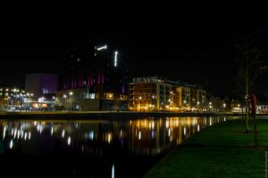 Bedford by Night (5) by Mincingyoda