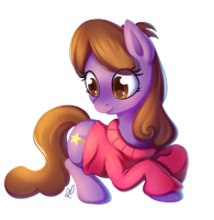 Mabel pony version by DivLight