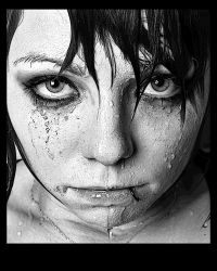 Lizzy, Dampened. by HungryEye