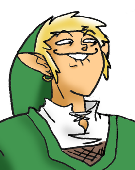 link raep face by linkrapefaceplz