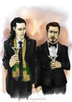 FrostIron - Dirty Martini by TashinaKalmbach