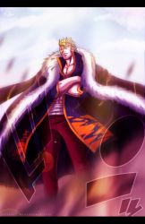 The awesome Laxus by Nyster7
