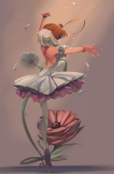 Tutu of the Princess by lord-phillock