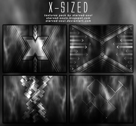 X-sized Textures Pack By Starved-soul by Starved-Soul