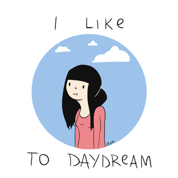 i like to daydream by catfaced
