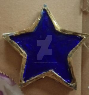 Adric's badge of Mathematical Excellence