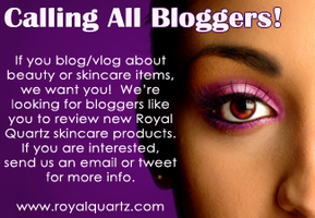 A Call to Beauty Bloggers by royalquartz