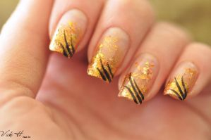 Nail Art 10 by VickiH