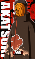 Naruto Wallpapers Mobile : Tobi (Obito) | Akatsuki by Fadil089665