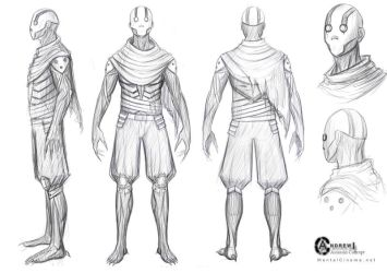 Assassin Concept by CainAndrew