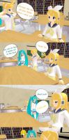 Is It Love . page 2 by MoonPie-chan