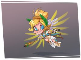Mercy Chibi by Sodano