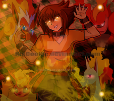 Elite Four Judai has accepted your challenge! by KiaSimo