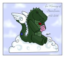 In Memory of Steve Irwin by Msabrehaven