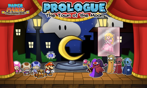 PM:TAB ~ Prologue: The Town of the Moon by Zieghost