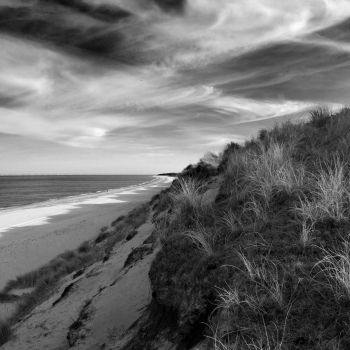 Winterton Clouds by waterst