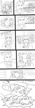 Morioh patrol - Getting in Trouble by AlmightyRamtha