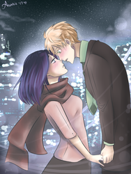 NOW KISS. by 4eratril