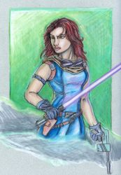 Mara Jade by Lighttwister