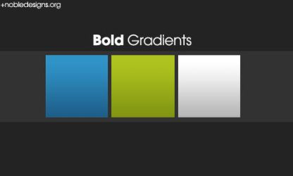 BOLD gradient pack by Kip0130