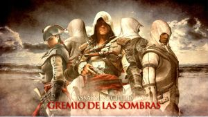 Assassin's Creed Gremio de las Sombras by satanic-soldier