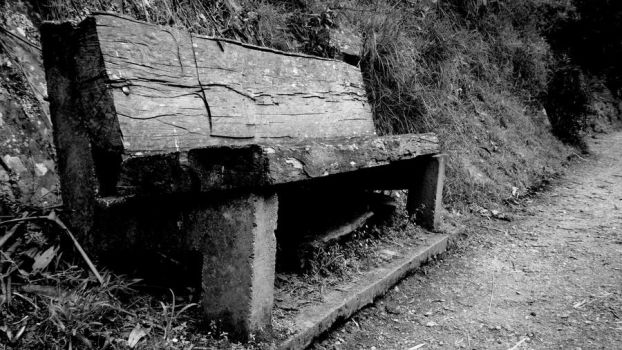 The Bare BenCh by hastysh8toone