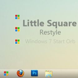 Little Square Restyle - W7 by d-bliss