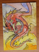 ACEO Thalathis by Leundra