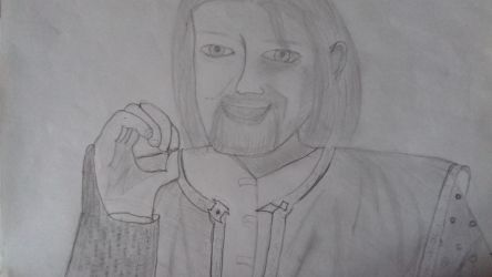 Boromir by gotigwolf