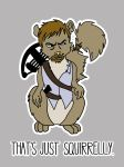 Daryl the Squirrel (text) by JennHolton