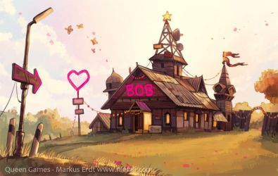 Armageddon - Church of the loving Bob by Vaejoun