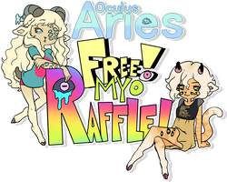 Oculus Aries || FREE MYO RAFFLE || Closed by Tenshilove