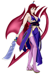 Speed Paint Erza Scarlet Robe of yuen Fairy Tail by mattwilson83