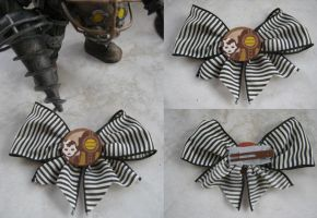 Bioshock Little Sister Hair Bow by MyrcurysToybox