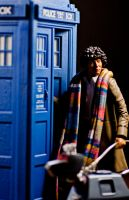Doctor Who: The Fourth Doctor by Batced