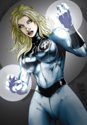 Sue Storm by Seabra