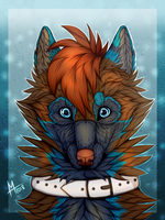 All Eyes on Me | Art Trade by Icarust