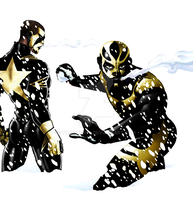 Stardust and Golddust by Taciturn79